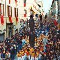 Corsa dei Ceri at Gubbio