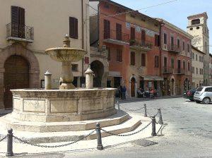 Deruta Piazza dei Consoli