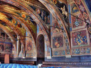 Sala dei Notari in Perugia