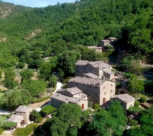 Borgo di Vagl vacation hamlet in Tuscany