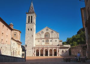 The Duomo of Spoleto