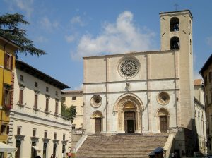 The Duomo of Todi