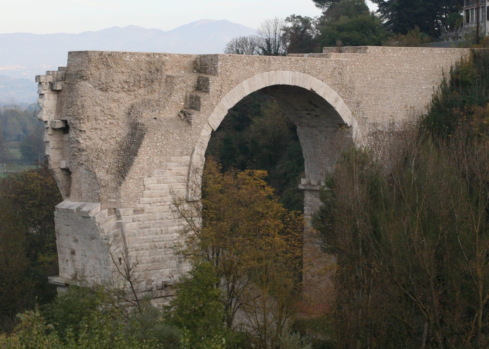 Ponte d'Augusto at Narni