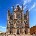 The Duomo of Orvieto, Umbria
