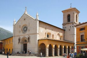 Basilica of St. Benedict in Norcia