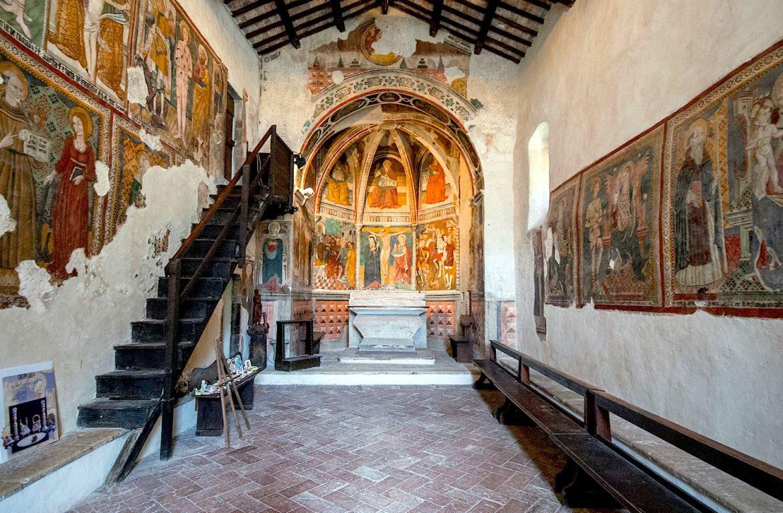 Chiesa di San Giovanni Battista (Arrone)