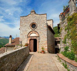 Chiesa di San Giovanni Battista in Arrone